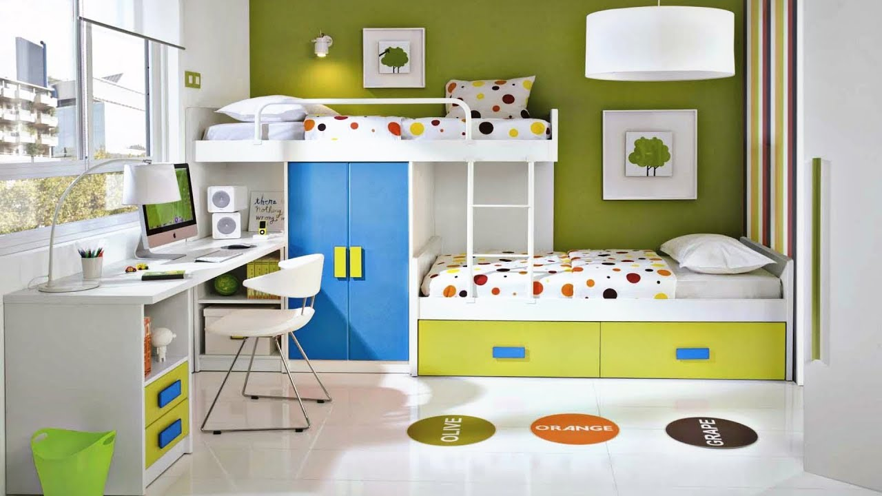 Ideas to help you design your kid's room