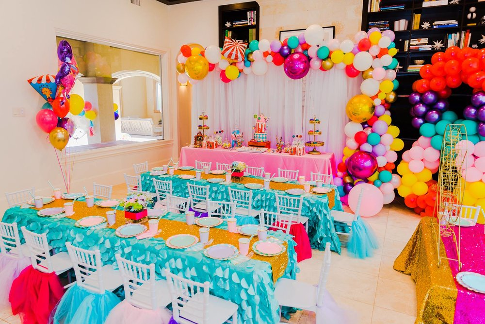 How to hire an event planner for kids' party?