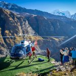 Getting the most out of your first helicopter ride